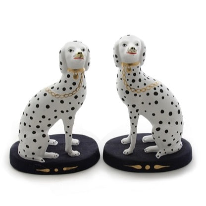 Dalmation Statue | Navy