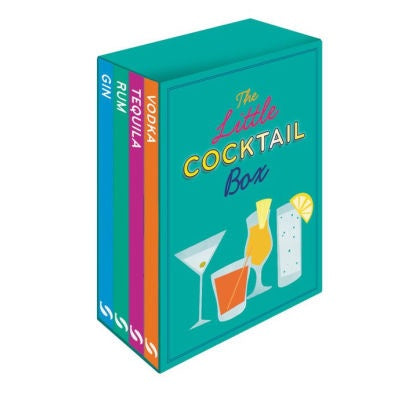 The Little Cocktail Box-Hachette-The Grove
