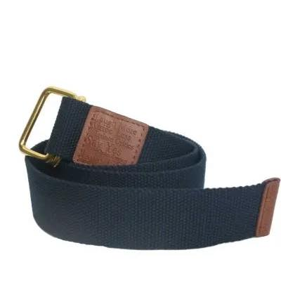 D-Ring Web Belt | Navy