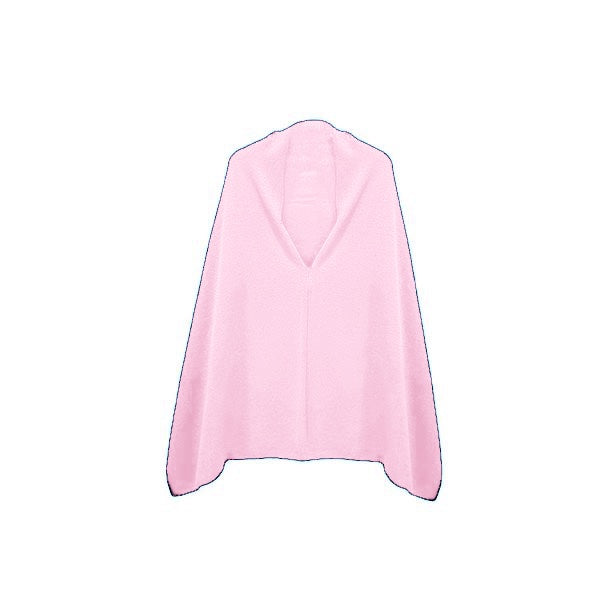 Cashmere Dress Topper |  Dawn Pink