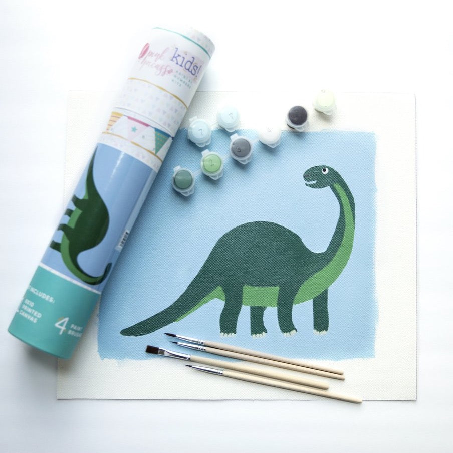 Kid's Painting Kit | Donnie Dino