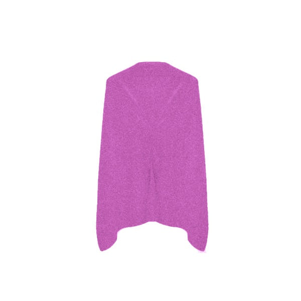 Cashmere Dress Topper |  Bloom Pink