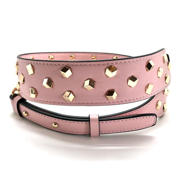 Interchangeable Strap | Pink Rivets