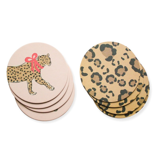 Coaster Set | Leopard