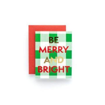 Boxed Notecards | Be Merry