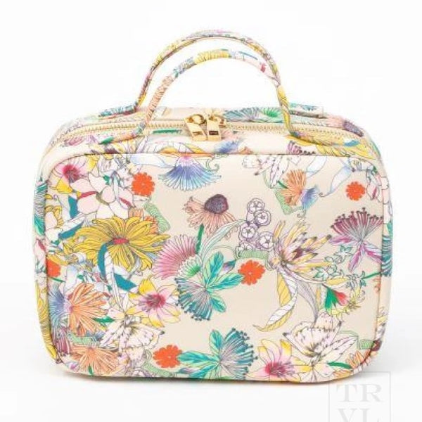 Travel Case | Floral