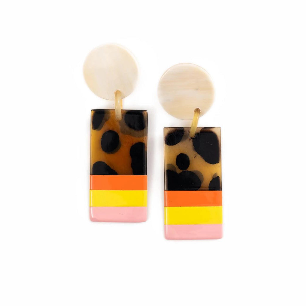 Desert Sun Cabana Earrings