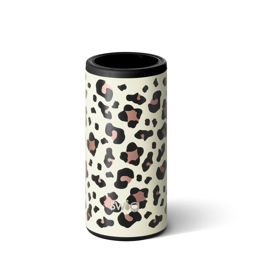 Skinny Can Cooler | Luxy Leopard