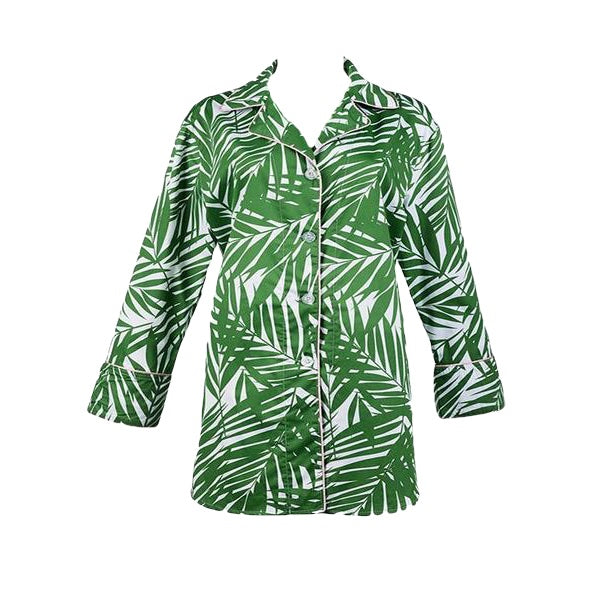 Nightshirt | Palm Leaf