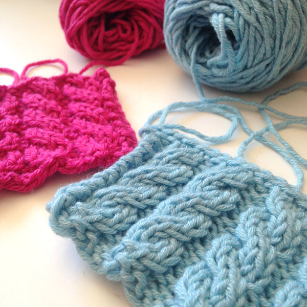 How to: Bind Off Over Cables the Right Way!