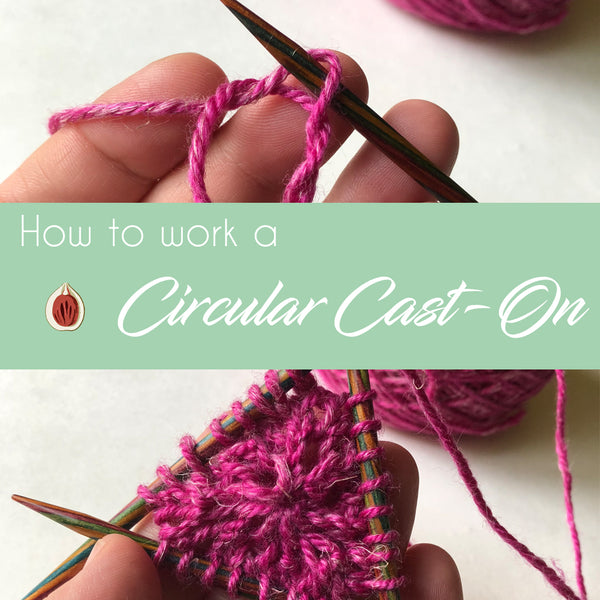 How to: Circular Cast on