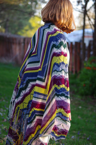 Lindy Pop by Meghan Jones; PDF Knitting Pattern