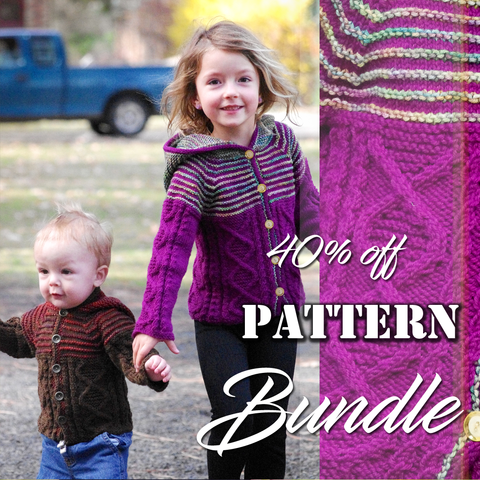 Kids 5 pattern bundle