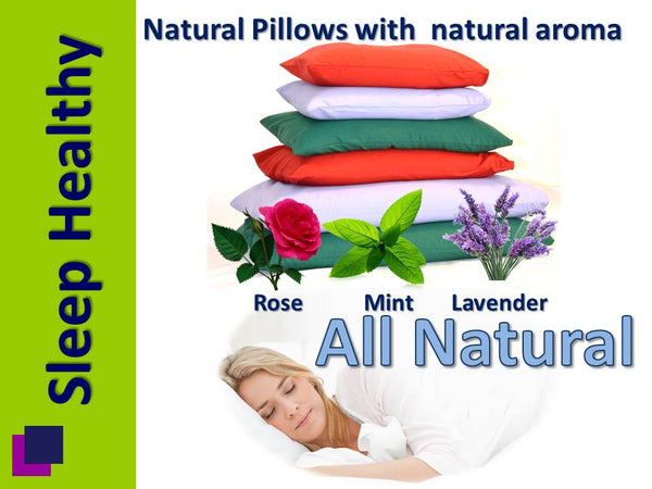 Buckwheat Aroma Pillow - Small