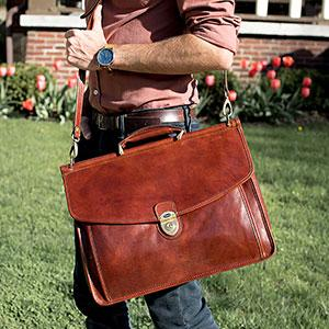 Different Types of Leather Briefcases