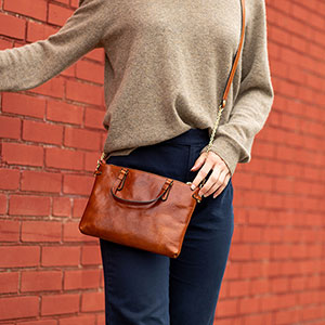 2020 Winter Styles To Pair With Your Favorite Leather Bag