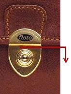 floto briefcase lock instructions