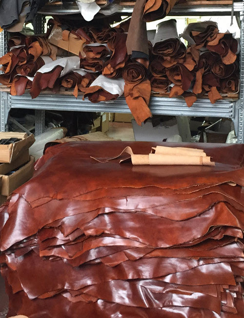 Floto Leather Bags Ingredients
