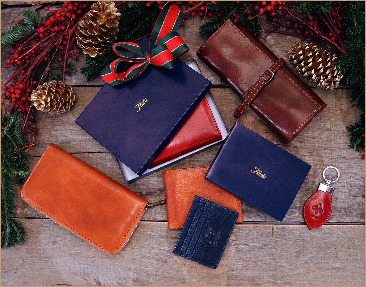 Floto Small Leather Goods