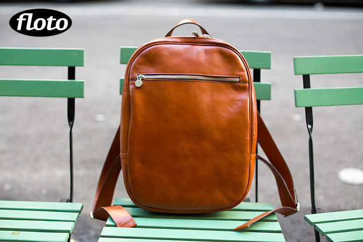 Floto Leather Backpack Firenze