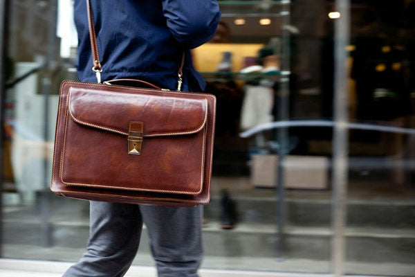 Floto Leather Briefcases