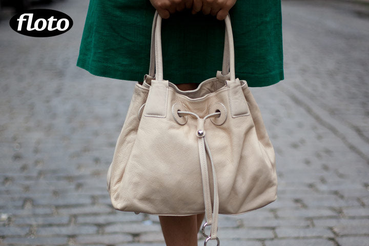 Floto Sorrento Leather Bag