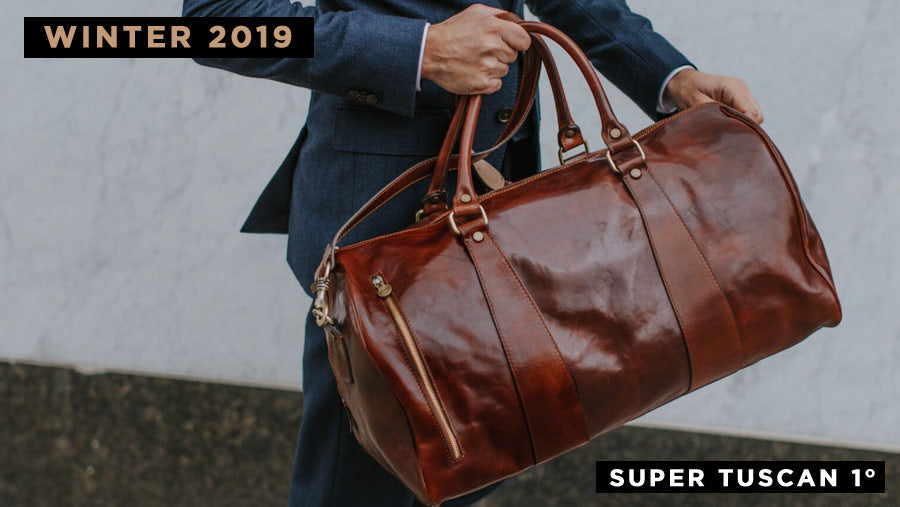 Leather Duffle Bags for Men and Women - Italian Handcrafted – Floto 5dd5a1ddf