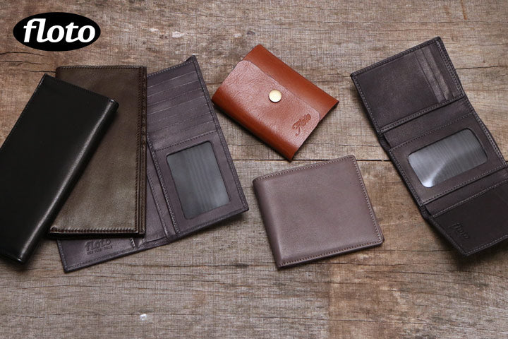 Floto Leather Wallets