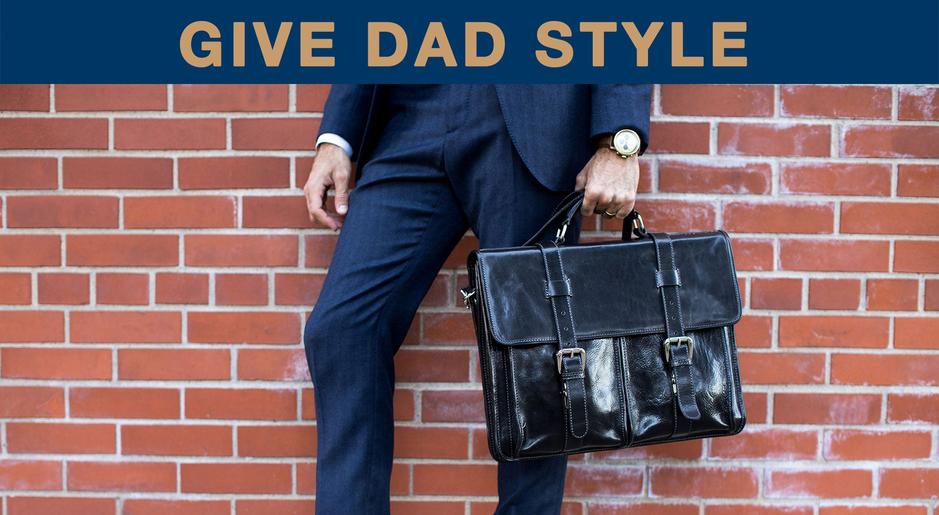 Floto leather bags Father's Day gift ideas