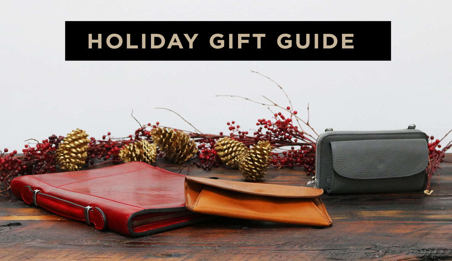 Leather Bag Gift Guide