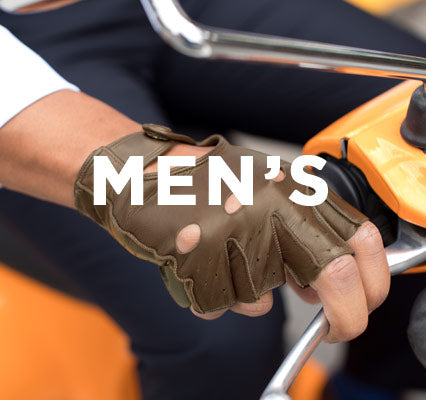 Floto Men's Leather Gloves
