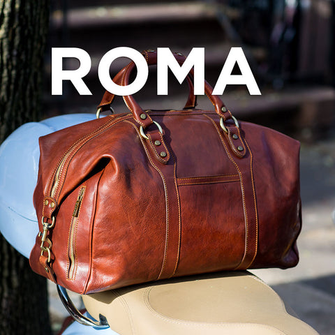 Roma Leather bags