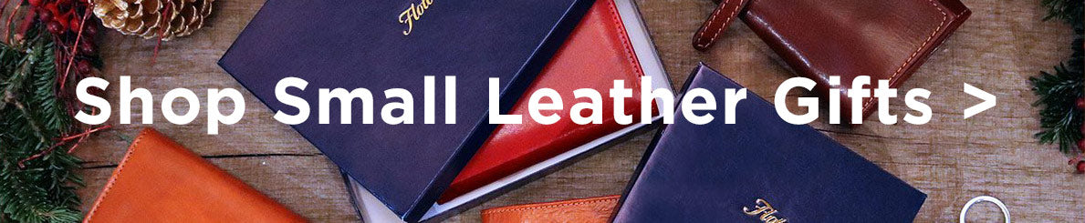 Small Leather Gift Shop