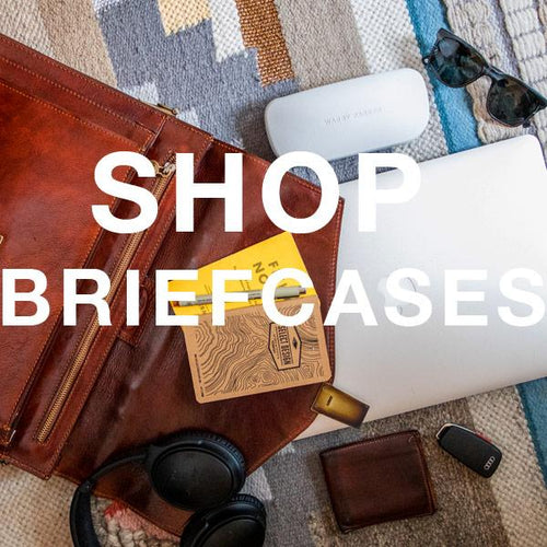 Shop Floto Briefcases