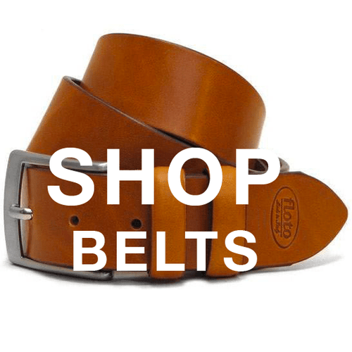 floto leather belts