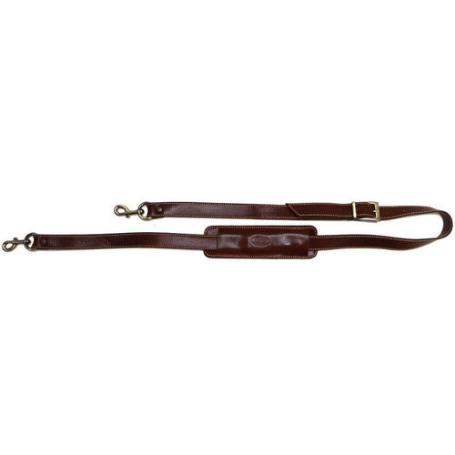 Big and Tall Leather Bag Strap