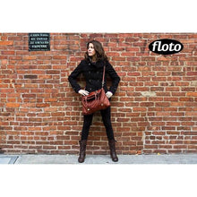 Load image into Gallery viewer, leather shoulder handbag