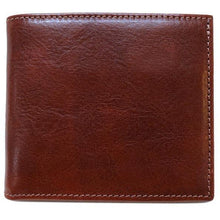 Load image into Gallery viewer, Floto Italian Leather Wallet Billfold Card Case Venezia vecchio