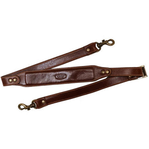 Floto Leather Comfort Strap vecchio brown