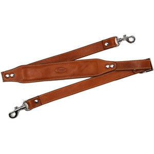 Floto Leather Comfort Strap parma brown