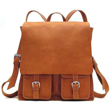 Load image into Gallery viewer, Floto Italian Leather Backpack Forum Bag