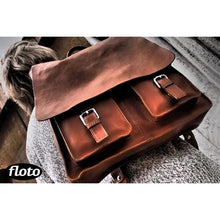 Load image into Gallery viewer, floto leather bag