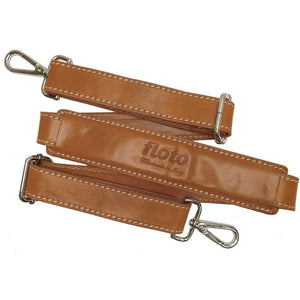 leather luggage bag strap floto
