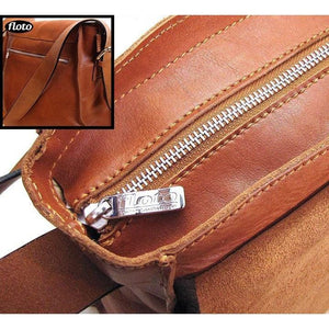 Floto Italian Forum leather messenger bag men's tote 3
