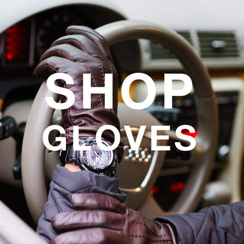 Shop Floto Leather Gloves