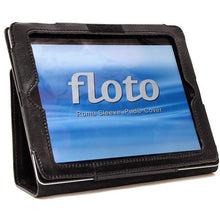 Load image into Gallery viewer, leather iPad sleeve case