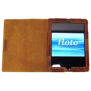 leather iPad sleeve case