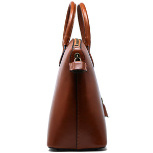 Floto Italian Leather Handbag Women's Tote Bag Romana end