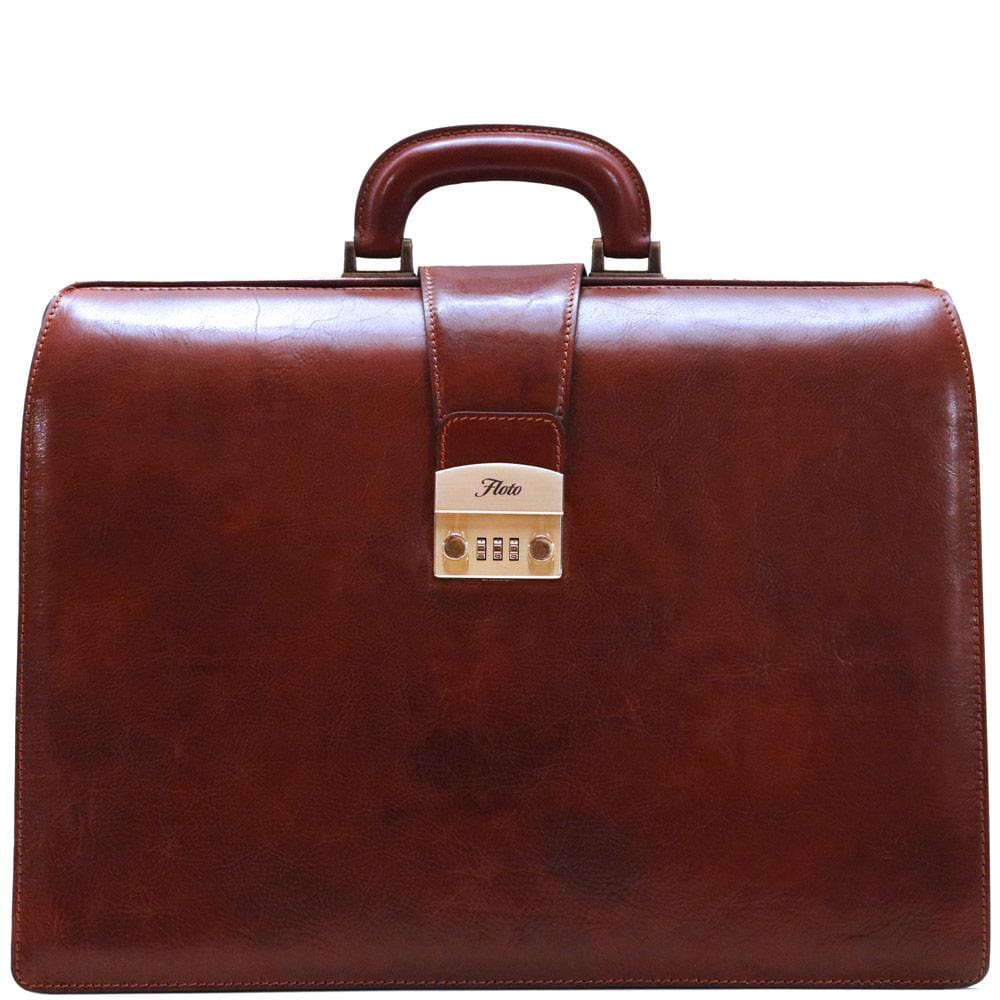 handcrafted leather briefcases floto