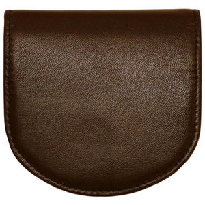 Leather Coin Pouch Wallet Floto Napoli